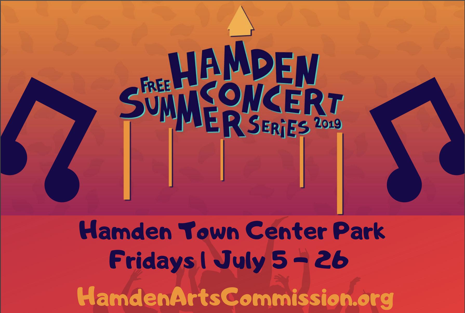 Hamden Summer Concert Seruies