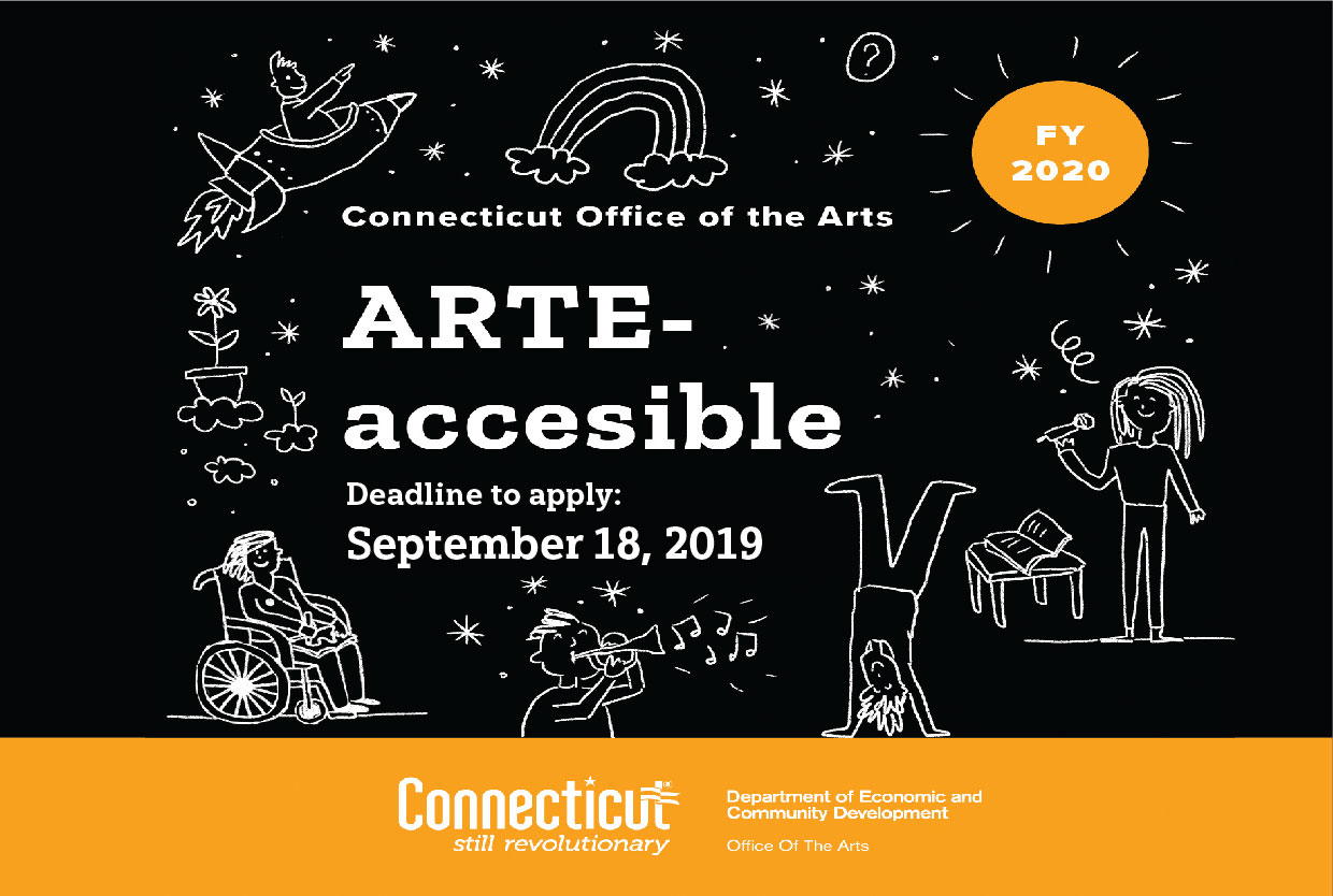 ARTE-accesible Grant - Connecticut Office of the Arts