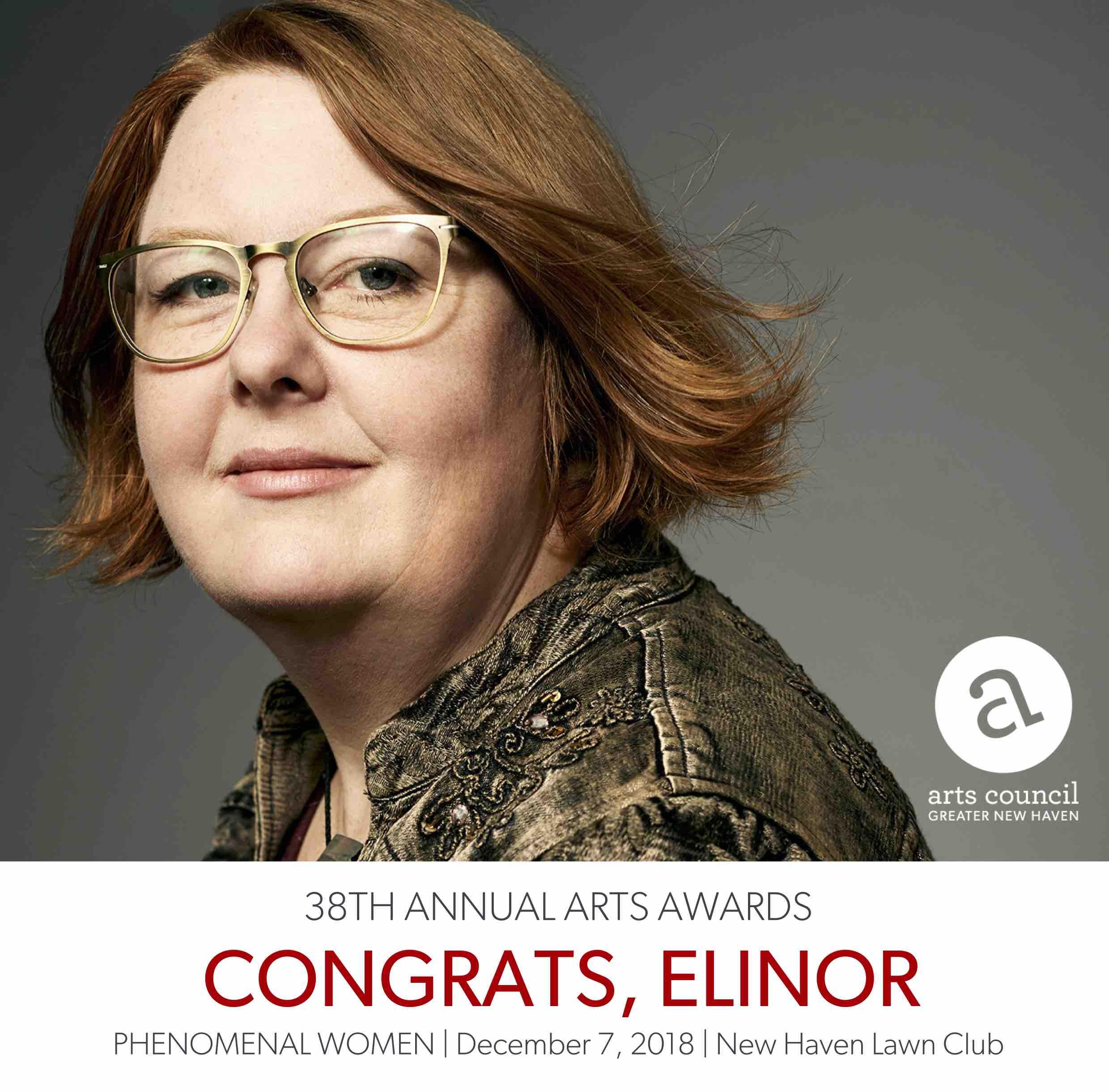 Arts Awards 2018 - Congrats Elinor-1