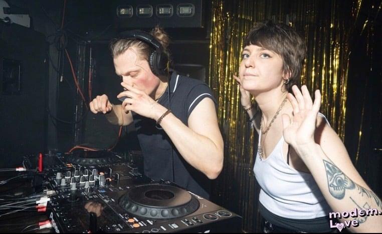 Modem Love Anteo Fabris and DJ GODAI