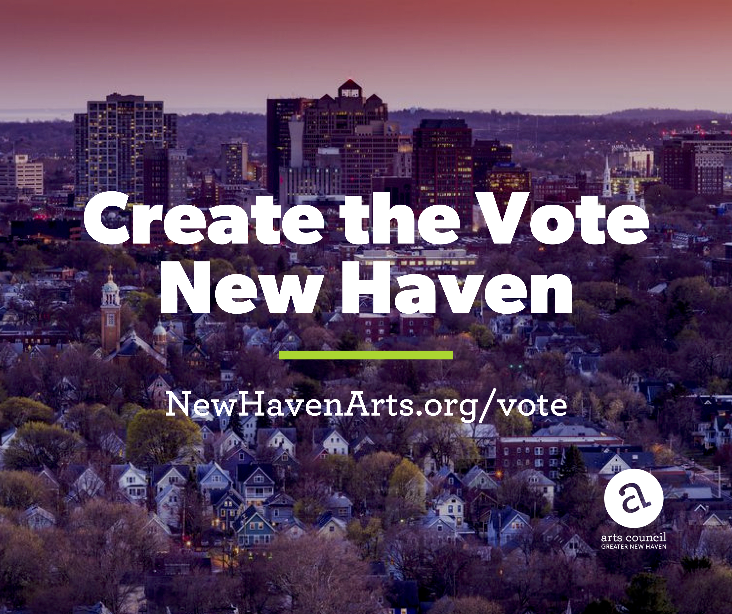 CREATE THE VOTE NEW HAVEN-1
