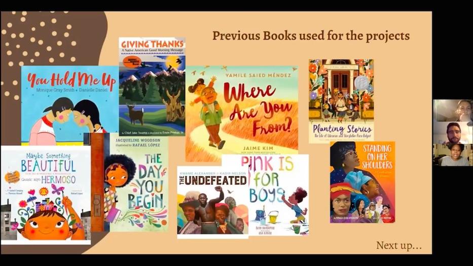 Elm City Montessori Reads Together Against Racism