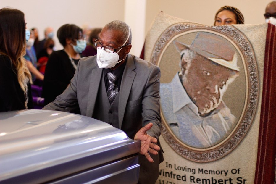 Winfred Rembert, Who Spoke Truth To Power Through His Art, Is Laid To Rest
