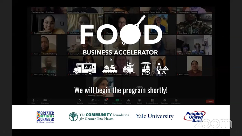 Family, Friends Take Center Stage As Food Businesses Make Their Pitch