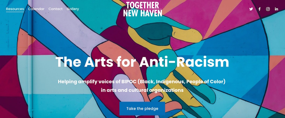 City Hall Rolls Out Arts For Anti-Racism Toolkit