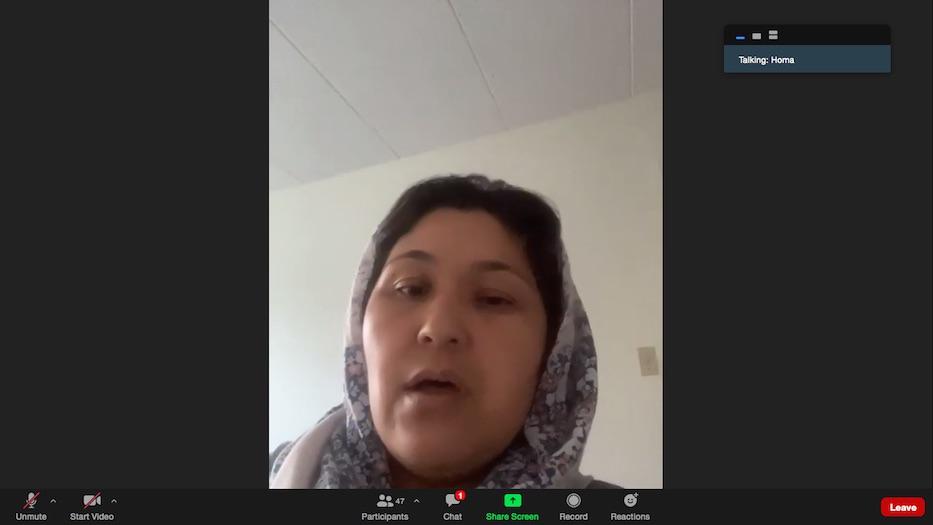 Sanctuary Kitchen Builds A Bridge To Afghanistan