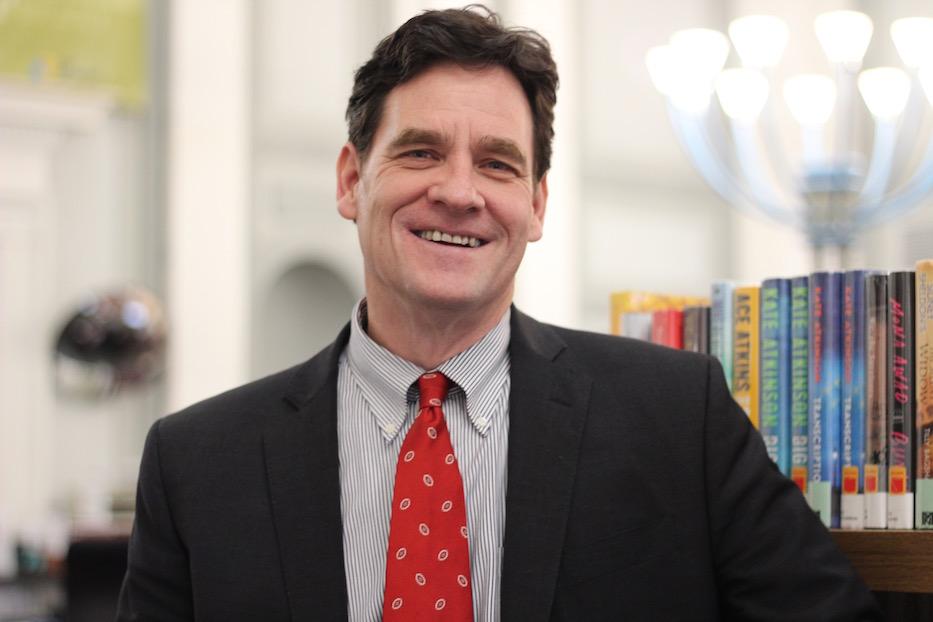 John Jessen Named City Librarian