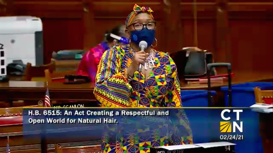 State Reps Get Personal As CROWN Act Passes House