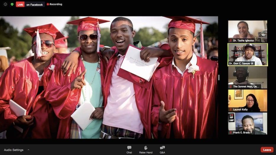 Hip Hop Panel Charts A Path To Education, Liberation