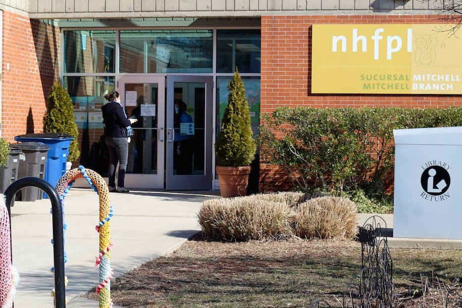In First Budget Hearing, New Haveners Come To Library's Defense