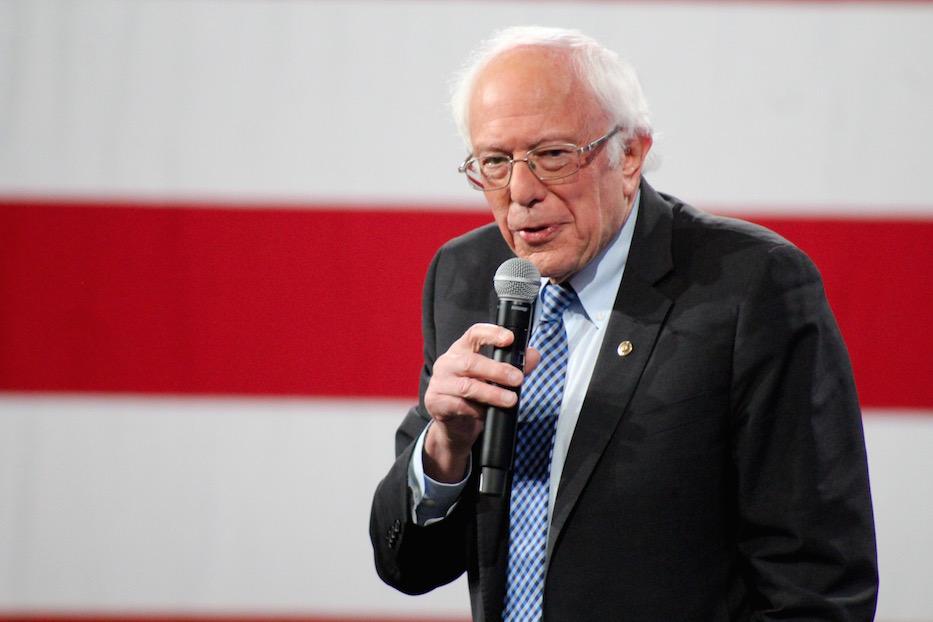 Bernie Sanders Takes Concord To Church