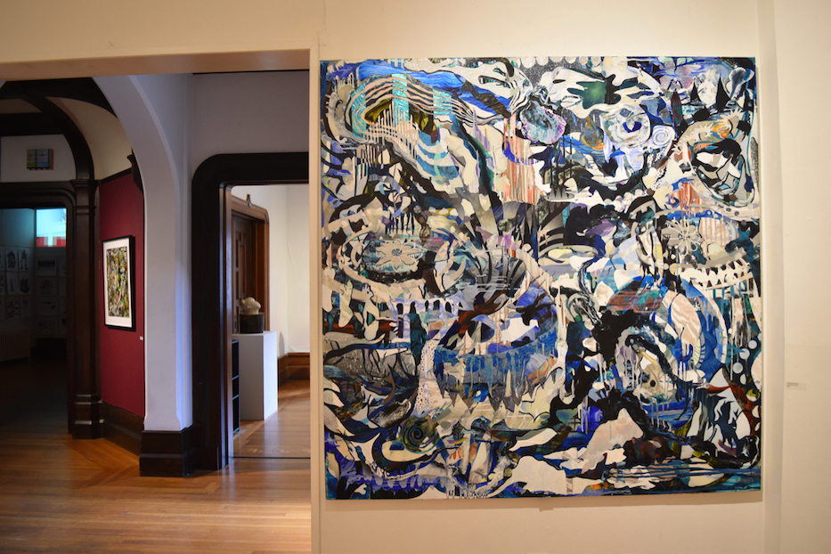 Ely Center Artists Wake the World