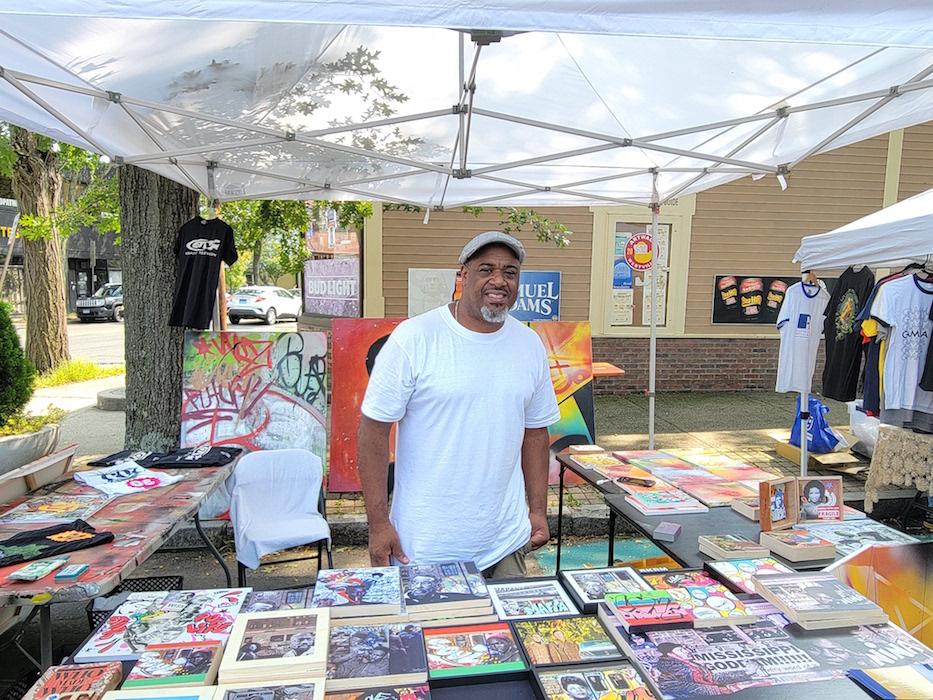 Elm City Makers Shine At Westville Arts Market