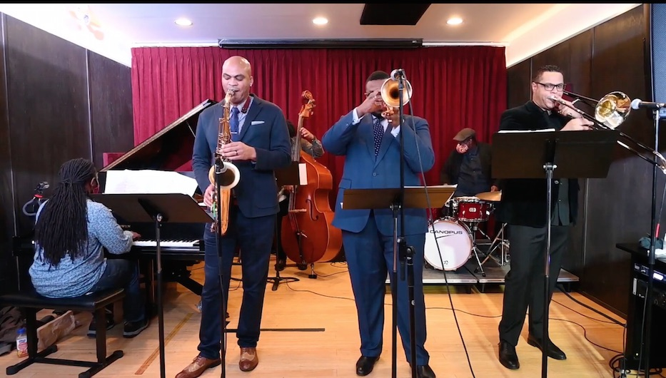 Jazz Collective Summons A Tradition Of Resistance