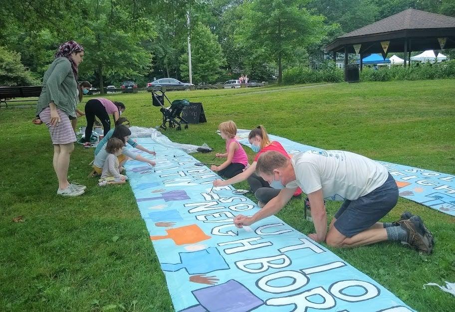 Climate Activists Paint A Healthier New Haven