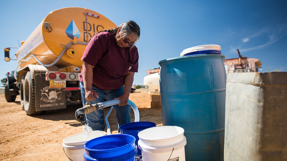 A New Film Reimagines The World In A Water Crisis