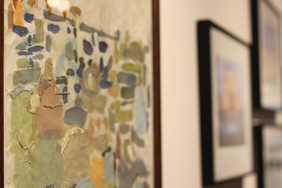 At Kehler Liddell, Five Artists Enter The Fray