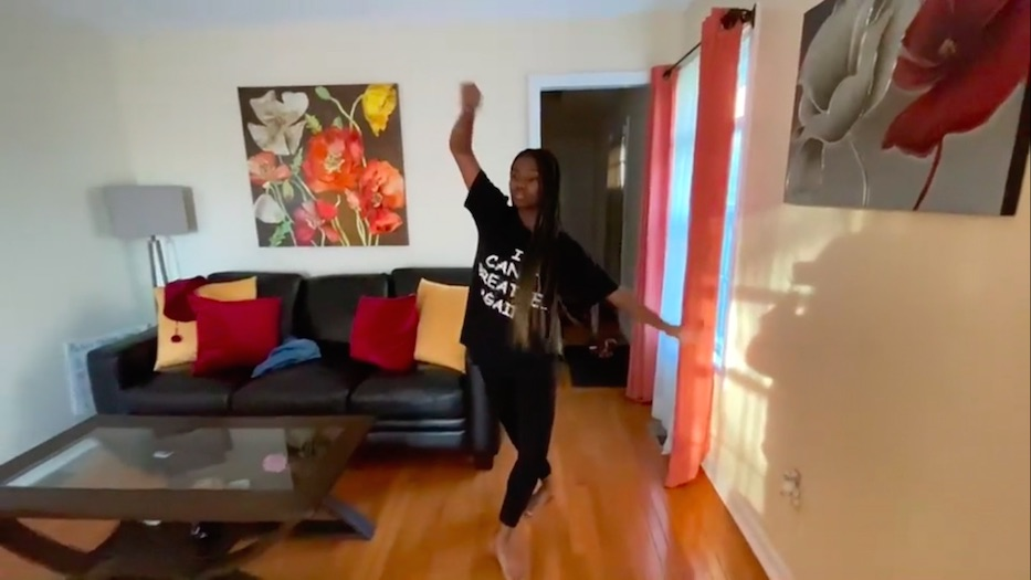 Through Twin Pandemics, ECA Students Dance On