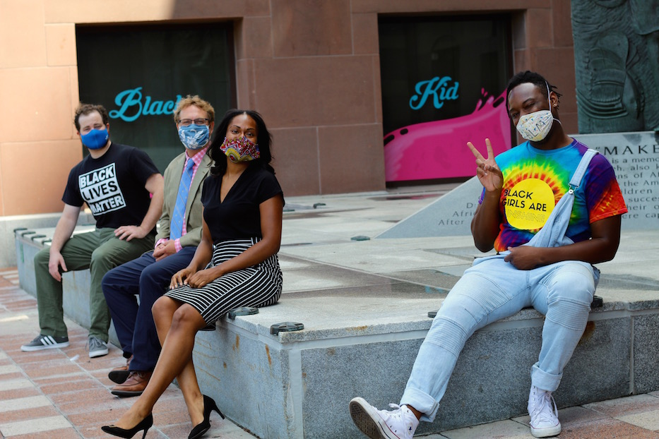 City Hall Zooms In On Cultural Equity
