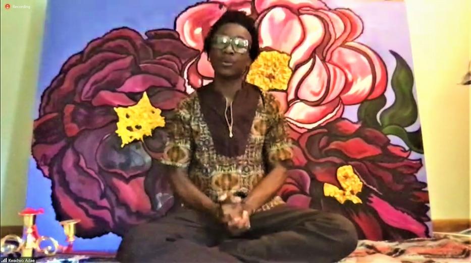 Kwadwo Adae Paints Protest through Portraiture