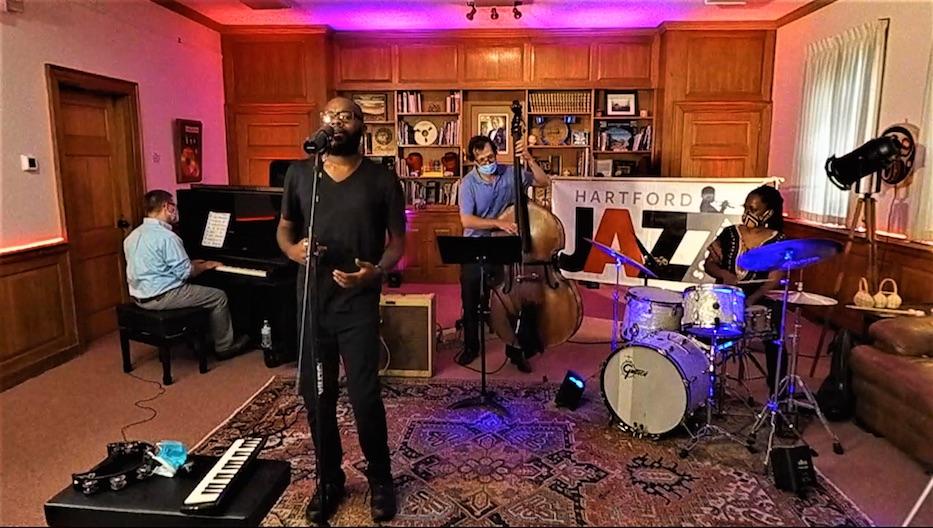 Orice Jenkins Keeps The Spirit of Jazz Alive