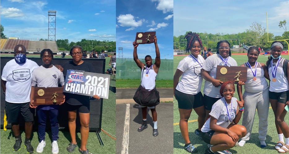 Hillhouse Track Team Looks To Nationals—And Asks New Haven For Help