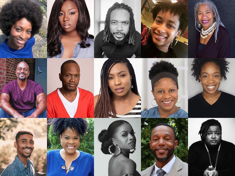 Black Voices Take Center Stage