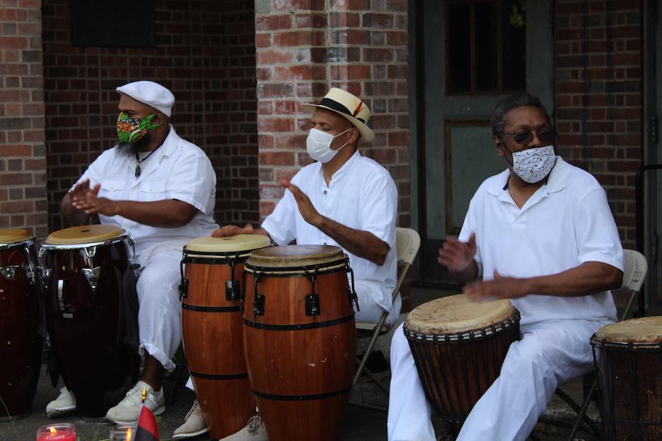 Healing Drums