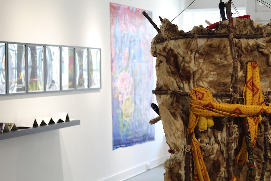 At City Gallery, Seven Black Artists Bridge Past And Present