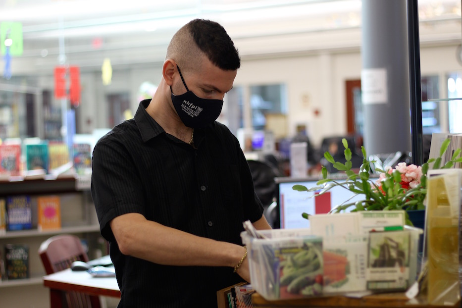 Seed Exchange, Sunflowers Sprout From Wilson Library