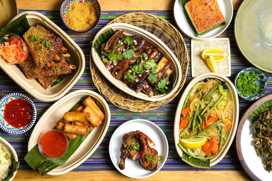 With Ghost Kitchen, Kawit! Brings Filipino Flavors Back To New Haven