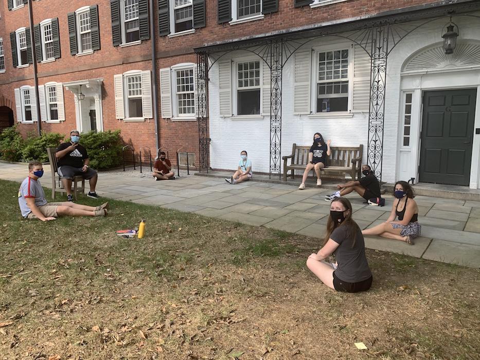 Co-Op Grad Starts Yale In Quarantine