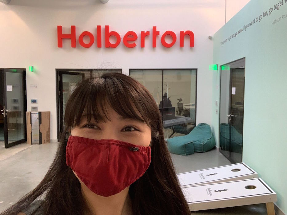 Holberton Reopens To A COVID-19 World