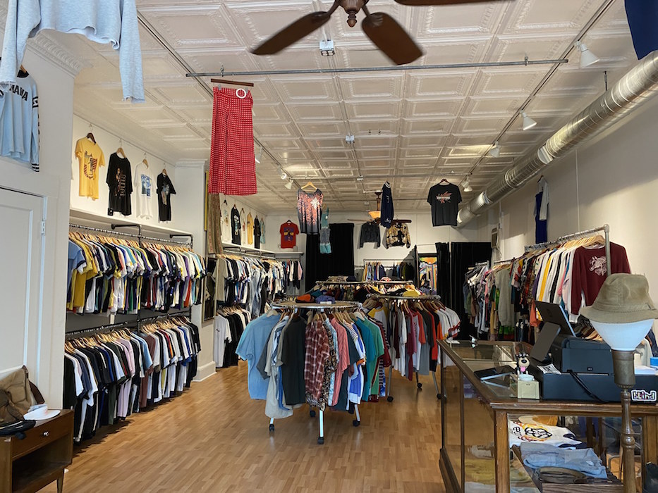 Lower Forms Gets Thrifty On Fountain Street