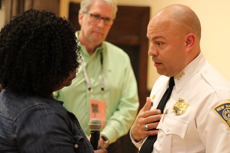 """Can """"Shift Change"""" Shift The Policing Discussion?"""