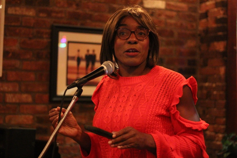 """""""Trans And Talented"""" Rocks The Open Mic"""