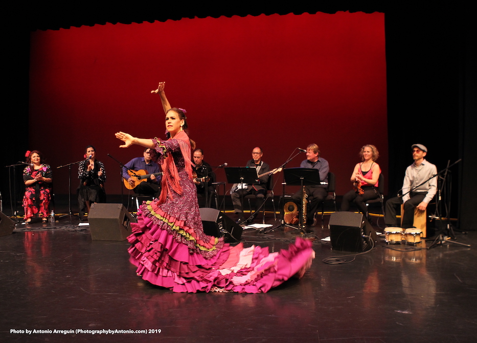 Flamenco Passion! Hits New Haven