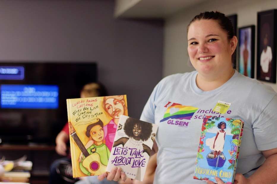 School Libraries Get An LGBTQ+ Assist
