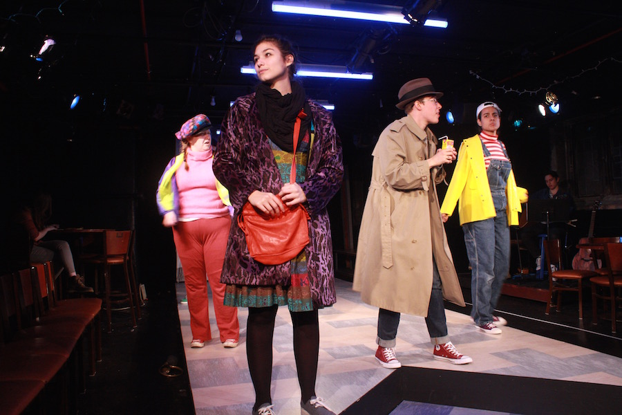 The Whale, The River, And The Yale Cabaret